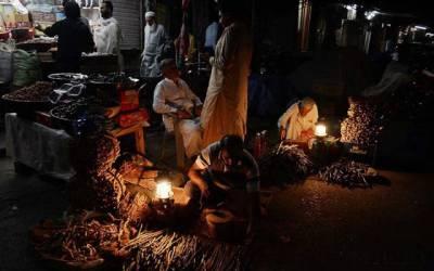 تربیلا پلانٹ میں فنی خرابی، پنجاب اور خیبرپختونخوا کے بیشتر شہر بجلی سے محروم