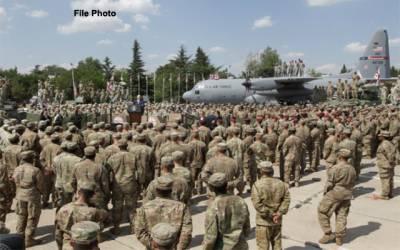 امریکہ اورجنوبی کوریا کے درمیان 18مئی سے فوجی مشقوں کا آغاز ہوگا