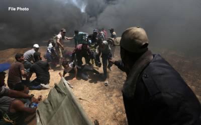 عالمی عدالت انصاف کا فلسطینیوں کے قتل عام کی آزادانہ تحقیقات کا اعلان