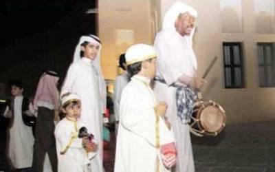 """رمضان المبارک کی آمد پرمدینہ منورہ میں """"سحری جگا نے"""" والا گلی گلی گھومے گا"""