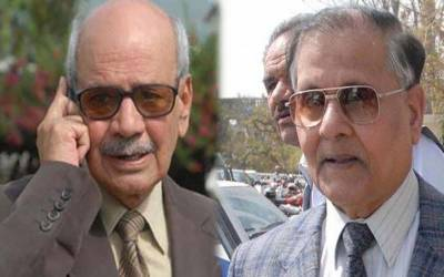 اصغر خان کیس ،مرزا اسلم بیگ اور اسد درانی سے دو دو گھنٹے تک پوچھ گچھ