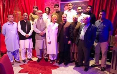 کویت میں مقیم شعلہ بیاں نوجوان شاعر سید صداقت علی ترمذی کے اعزاز میں شامِ شاعری کا انعقاد