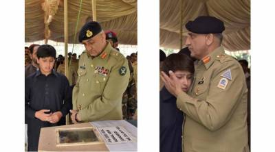 'جب میرا کوئی جوان شہید ہوتا ہے تو ۔۔۔'کرنل سہیل عابد کی شہادت پر آرمی چیف نے پیغام جاری کر دیا