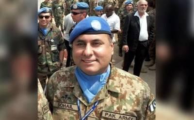 کرنل سہیل عابد کے جسد خاکی کو گھر لایا گیا تو ان کے والد نے کس طرح استقبال کیا؟ ویڈیو نے سوشل میڈیا پر دھوم مچا دی، دیکھ کر ہر پاکستانی داد دینے پر مجبور ہو گیا