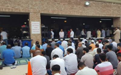 پاکستانی طالبہ سبیکا کی نمازجنازہ ہوسٹن میں ادا کردی گئی
