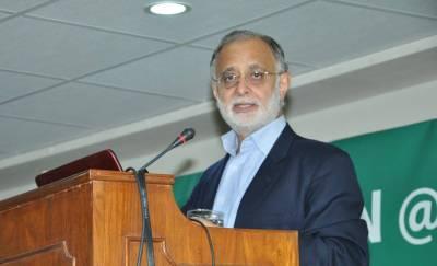 انتخابات 2018میں مرکز اور پنجاب میں مسلم لیگ ( ن ) ہی اکثریت حاصل کرے گی :سربراہ گیلپ ڈاکٹر اعجاز شفیع گیلانی