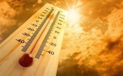 کراچی میں آج بھی پارہ 44 ڈگری تک جانے کا امکان