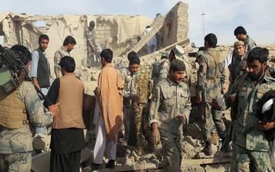 افغانستان کے صوبے پکتیکااورغزنی میں امریکی فورسز کا آپریشن،16دہشتگرد ہلاک