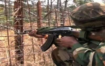 بھارتی فوج کی ورکنگ باؤنڈری پر بلااشتعال گولہ باری،پاک فوج کا منہ توڑ جواب