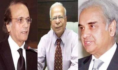 ن لیگ کی جانب سے نگراں وزیراعظم کیلئے تین نام سامنے آ گئے ، کون کون شامل ہے ؟ نام دیکھ کر عمران خان کی بھی حیرت کی انتہا نہ رہے گی کیونکہ۔۔۔