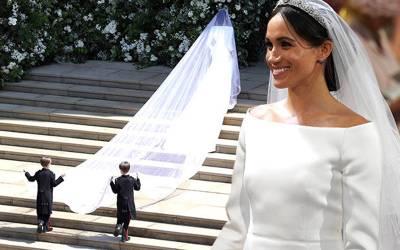 شہزادہ ہیری کی شادی، نئی شہزادی میگن مارکل کے لباس میں پاکستان سے کیا چیز منگوا کر لگائی گئی؟ جان کر پاکستانی خوش ہوجائیں گے