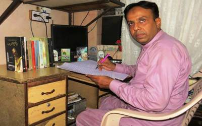 فیصل آباد کا رکشہ ڈرائیور ، 14کتابوں کا مصنف ، کسمپرسی کی زندگی گزارنے پر مجبور