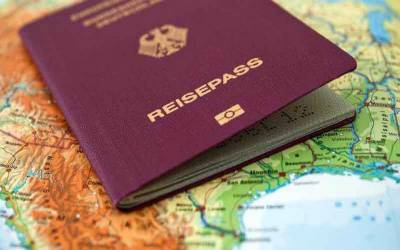 سینکڑوں جہادیوں کے پاس جرمن پاسپورٹ موجود ہونے کادعویٰ