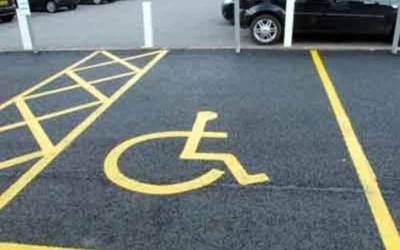 سعودی عرب، معذور افراد کی پارکنگ میں گاڑی کھڑی کرنے والوں کے خلاف کارروائیاں