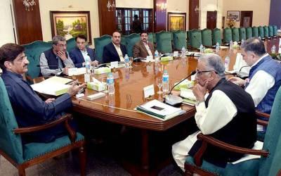 سندھ کابینہ نے چار سے زائد اسلحہ رکھنے پر عائد پابندی ختم کر دی