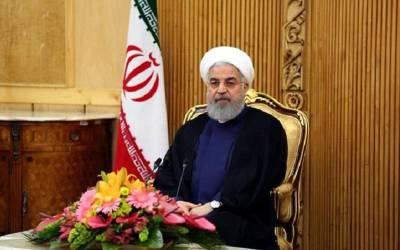 ایران اور دنیا کے فیصلے کرنے والا امریکہ کون؟ہم جو کام کررہے ہیں وہ کرتے رہیں گے:حسن روحانی