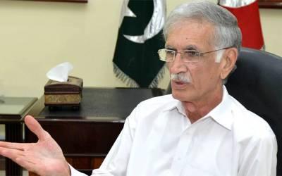 پرویز خٹک ایک قومی اور دو صوبائی اسمبلی کے حلقوں سے الیکشن لڑیں گے