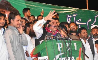 شیخ رشید احمد نے 25 مئی سے باقاعدہ انتخابی مہم چلانے کا اعلان کر دیا ،لال حویلی میں افطار ڈنر سے آغاز ہو گا