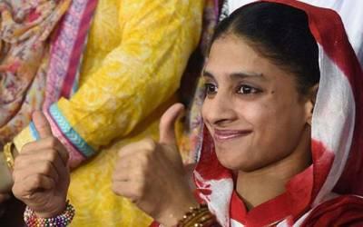 بھارتی لڑکی گیتا کیلئے 50 رشتے، 25 شارٹ لسٹ کرلئے گئے