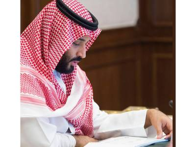 موت کی افواہ کے بعد سعودی ولی عہد کی ایک اور تازہ تصویر منظرعام پرآگئی