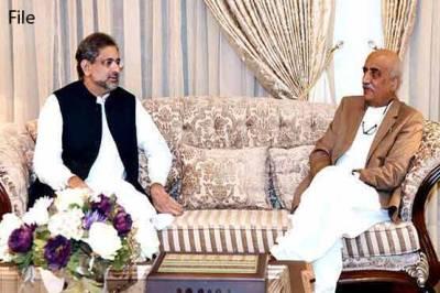وزیر اعظم اور اپوزیشن لیڈر کے درمیان نگران وزیر اعظم کے حوالے سے آج ہونے والی ملاقات منسوخ