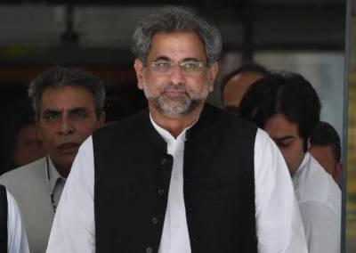 فاٹا کے خیبر پختونخوا میں انضمام کے بل کو الیکشن کی تاخیر کا ذریعہ نہ بنایا جائے:وزیراعظم شاہد خاقان عباسی