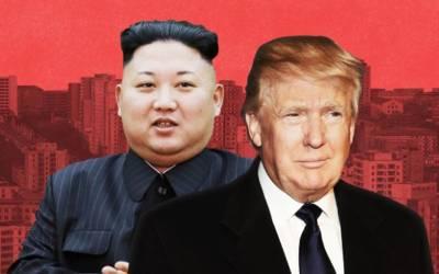 امریکی صدر نے شمالی کوریا کے رہنما کم جانگ ان سے طے شدہ ملاقات منسوخ کردی