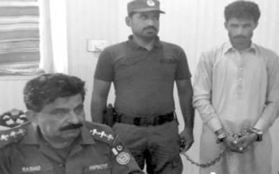 ہارون آباد: 7 سالہ بچی کے قتل کا ڈراپ سین، باپ قاتل نکلا