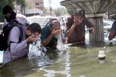 لاہور میں سورج آنکھیں دکھانے لگا،کراچی میں ہیٹ ویو کا آج پہلا دن، پارہ 45 تک جانے کا امکان
