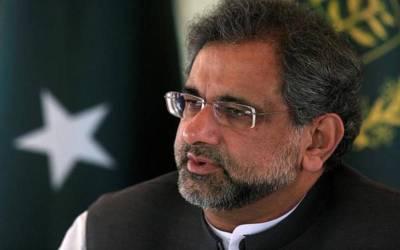 25جولائی کو عوام جو فیصلہ کرے گی وہی قابل قبول ہو گا:وزیراعظم شاہد خاقان عباسی