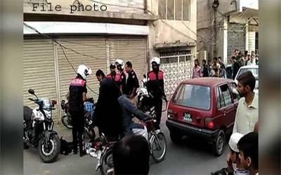لاہور:شادباغ کے علاقے میں ڈولفن فورس کی فائرنگ سے راہگیر جاں بحق