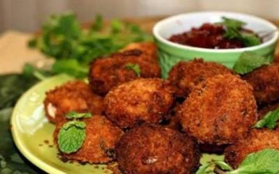 دال اور سبزیوں کے کٹلٹس بنانے کا طریقہ