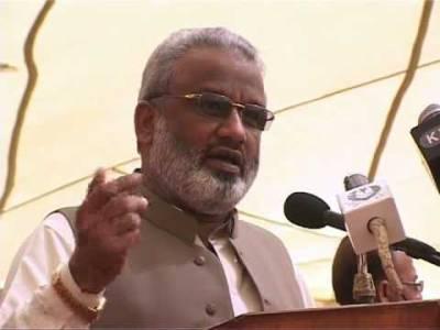 سندھ میں پھولن دیوی کا راج رہا ہے یہاں لانچوں میں پیسے نکل رہے ہیں:سابق وزیر اعلیٰ سندھ