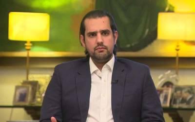"""""""اسٹبلشمنٹ نے ن لیگ کے ان دو ایم این ایز سے کہاہے کہ تحریک انصاف میں شامل ہو جاﺅ یا ۔۔۔"""" سلمان تاثیر کے بیٹے نے فوج پر بڑا حملہ کر دیا"""