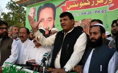 تاریخ میں پہلی بار نگراں وزیر اعلیٰ کی بولی لگی،عمران خان پہلے قوم کو 90دن کا حساب اور پھر نیاپلان دیں:امیر مقام