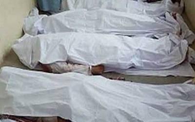 خیبرپختونخوا میں میت دفنانے کی کوشش لیکن پھر ایسا افسوسناک کام ہوگیا کہ آخری رسومات میں شریک مزید 4 افراد بھی لاشیں بن گئے کیونکہ۔۔۔۔
