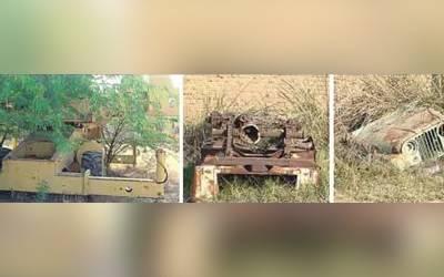 کالاباغ ڈیم سیاست کی نذر ،مشینری تباہ مزدوروں کی کالونیاں لیبارٹریز کھنڈر