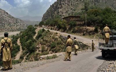 پاک فوج ایک مرتبہ پھر دہشتگردوں کے نشانے پر ، جانی نقصان ہوگیا