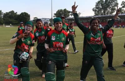 بنگلہ دیشی ویمن کرکٹ ٹیم نے تاریخ رقم کر دی، وہ کام کر دکھایا جو مردوں کی ٹیم کرنے کی حسرت آج تک دل میں لئے پھرتی ہے، جان کر ہی بھارتیوں کے کانوں سے دھواں نکل آئے گا