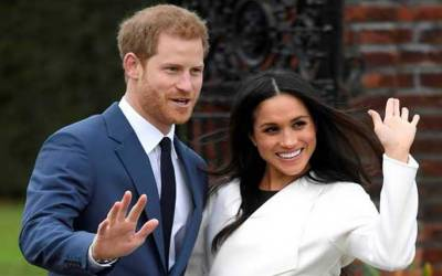 برطانوی شاہی خاندان نے میگھن مارکل پر پابندیاں لگا دیں