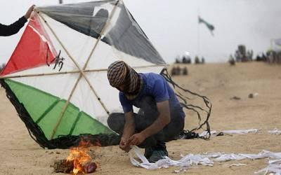 اسرائیل کے مظالم کا جواب، فلسطینیوں نے ایسی پتنگیں بنا لیں کہ پورے اسرائیل میں کھلبلی مچ گئی، ان کی کیا خاصیت ہے؟ جان کر آپ بھی دنگ رہ جائیں گے