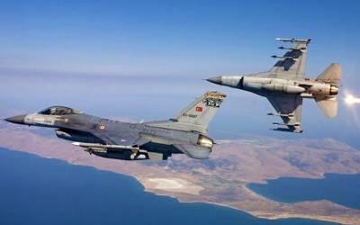 ترکی کے لڑاکا طیارے شام کے بعد اب یورپی ملک میں داخل ہوگئے، سب سے بڑا خطرہ۔۔۔