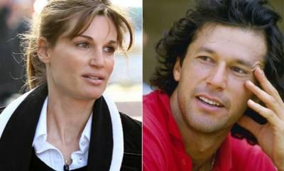جمائمہ گولڈ سمتھ اپنے سابق شوہر عمران خان کے حق میں میدان میں آ گئیں ، ریحام خان کے خلاف بڑا اعلان کر دیا