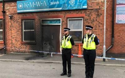 برطانوی شہر لیڈز میں مسجد اور گردوارے کو آگ لگا دی گئی