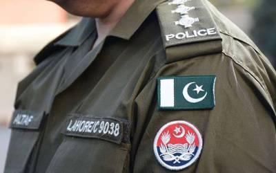 محکمہ پولیس پنجاب میں تقرر و تبادلوں پر پابندی عائد