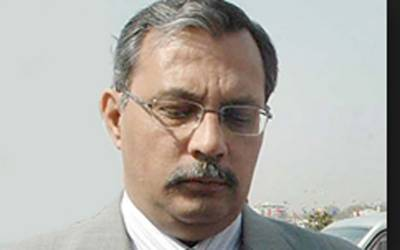 ایم کیو ایم کے رہنما حیدر عباس رضوی کی طویل مدت کے بعد پاکستان واپسی