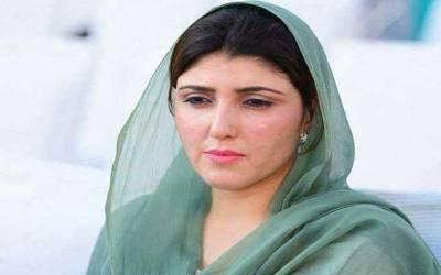 عمران خان،پرویزخٹک،جہانگیرترین اورسندھ میں بڑے وڈیرے کےخلاف الیکشن لڑوں گی،عائشہ گلالئی