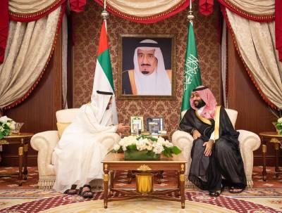 سعودی ولی عہد شہزادہ محمد بن سلمان سے ایسے ملک کے فوجی سربراہ کی ملاقات کہ آپ بھی خوش ہوجائیں گے، یہ پاکستانی نہیں بلکہ ۔۔۔