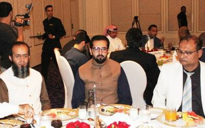 قونصلیٹ آف پاکستان دبئی کے زیر اہتمام شاندار افطار ڈنر