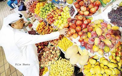 کویت، بھارت کی مندی پاکستان کی چاندی،بھارتی پھلوں پر پابندی سے پاکستانی پھل اور سبزیوں کی طلب میں اضافہ